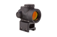 TRIJICON MRO - 2.0 MOA ADJUSTABLE RED DOT - LOWER 1/3 CO-WITNESS MOUNT