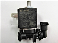 Solenoid Valve with Top Drain