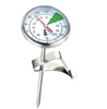 Milk Jug Thermometer with Fixing Clip
