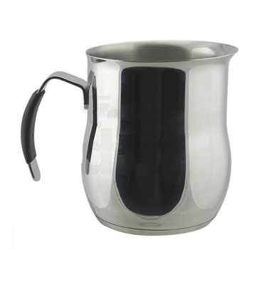Milk Pitcher Stainless Steel 16 oz.