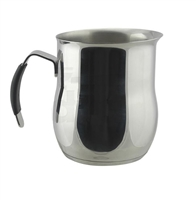 Omnia Milk Pitcher 33 oz. Stainless Steel