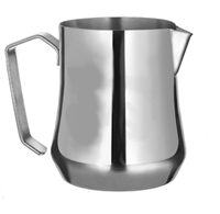 Tulip Milk Pitcher Professional Stainless Steel 16 oz.