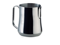 Aurora Milk Pitcher Stainless Steel with Spout 16 oz.