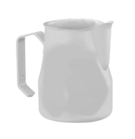 Europa Milk Pitcher Stainless Steel White 25 oz.