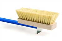 Adjustable Brush Natural Bristles Handle 59""