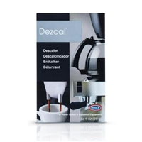 Home Machine Descale Dezcal Cleaning Decalifier Solution