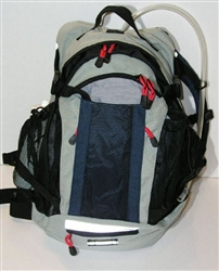 24 liter Hydration Pack includes 2 liter bladder and rain cover