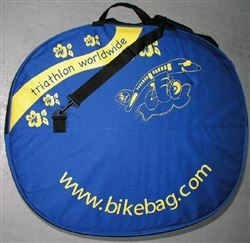 Oval dual wheelbag bikebag.com with Hubhouse� design