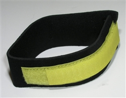 J-chip Black timing strap