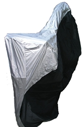 Bicycle rain Cover tarp bike garage fits MTB Road Triathlon bikes