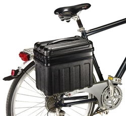 Waterproof Rear Commuter Pannier Case for Touring, City, shopping