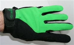 Irish National Cycling Team Long Fingered Gloves, S-XL