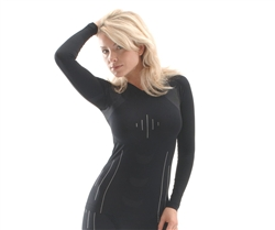 Women's Megalight Long Shirt Base Layer underwear TESS