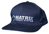 MATRIX NAVY BLUE HAT