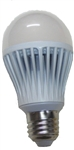 LED Light Bulb - 7 Watts, Pure White, 120-240vAC