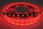 Ruby Red Water Resistant LED Flexible Ribbon Strips | LED Ribbon Tape - Low power consumption, infinite uses.  We manufacture our LED Flexible Ribbon spools and Flex Ribbon Tape to ensure a quality product and the best possible price to you, our customer!