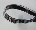 Warm White LED Flex Strips -12vdc, IP68 WP, Double Density, White, High Output - 5M Spool