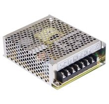 12VDC Power Supply - 6.3A Commercial Regulated - 75 Watt