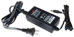 12V | 3.0A Desktop Power Supply with Cord