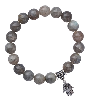 GIVE ME GUIDANCE - Labradorite Healing Crystal Bracelet - zen jewelz
