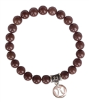TRANSFORM YOUR LIFE - Rose Muscovite Healing Crystal Bracelet - zen jewelz