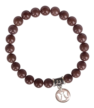 ANGEL ENERGY - Muscovite Healing Crystal Bracelet - zen jewelz