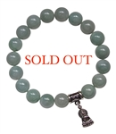 PURITY - Burma Jade Healing Gemstone Bracelet - zen jewelz