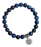 BE AUTHENTIC - Kyanite Healing Gemstone Bracelet - zen jewelz