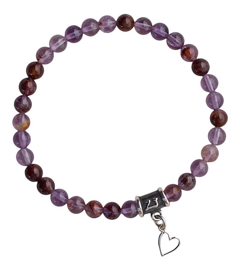 SACRED 7 Super Seven Healing Crystal Bracelet | zen jewelz by ZenJen