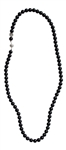 zen jewelz - BE POSITIVE - Matte Finish Onyx Gemstone Necklace