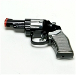 "Shocking Gun lighter,4"" refillable.trigger will shock you."