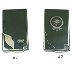All in One Cigarette Case with Cigarette Built in Lighter