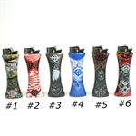 Tryout  Refilable Curve Bottle Opener Lighter,select your designs,
