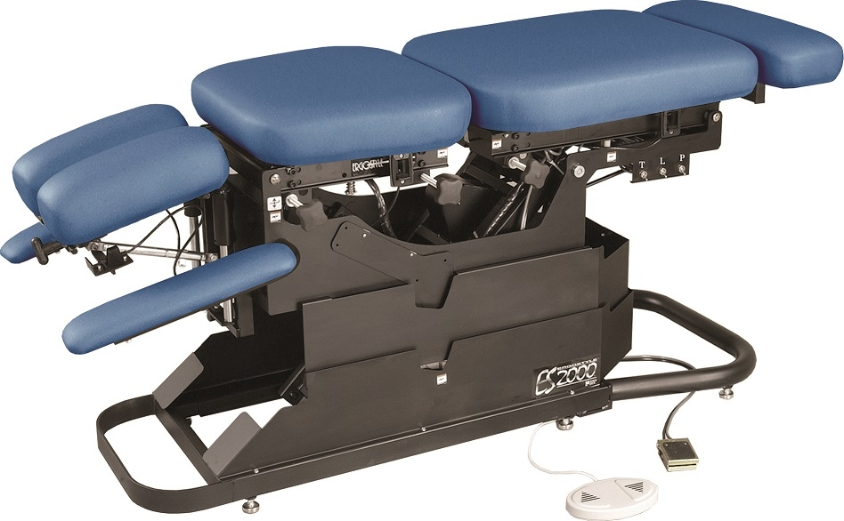 White Men Black Women >> ErgoStyle ES2000 Elevation Table, Ergostyle Chiropractic Table, Chattanooga Chiropractic Tables ...