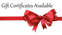 ChiropracticOutfitters Gift Cetificates