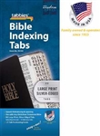 Bible Tab-Large Print O&N Testament: 084371583447