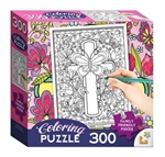 Cross: Coloring Puzzle: 4895145414098