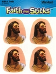Stickers - Jesus, Our Savior: 9781414393100