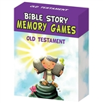 Bible Story Memory Games-Old Testament: 9781432124182