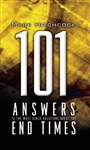 101 Most Asked Questions About The End Times by Hitchcock: 9781576739525