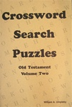 Crossword Search Puzzles - OT Vol.2
