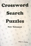 Crossword Search Puzzles - New Testament