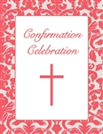 Confirmation Celebration Invitations: D-561
