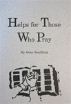 Helps for Those Who Pray