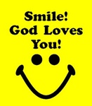 Smile God Loves You