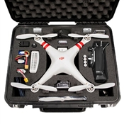 Go Professional Cases DJI Phantom/GoPro Hard Carrying Case