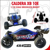 Redcat Racing Caldera XB 10E 1/10 Scale Brushless Buggy