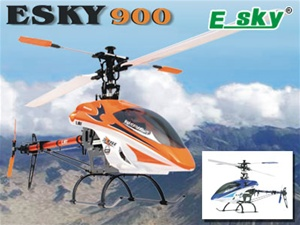 ESKY 900 KIT Gift Box 000022