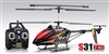 Syma S31 Metal Eagle RC 3 Channel Helicopter 2.4Ghz Ready to Fly RC Remote Control Helicopter