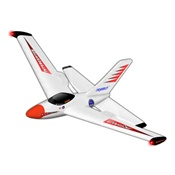 Megatech 2Ch Radio Control Electric Interceptor Aerobatic Jet RTF